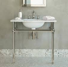 restoration hardware single vanity astonishing gramercy metal washstand traditional bathroom vanities and home interior 26