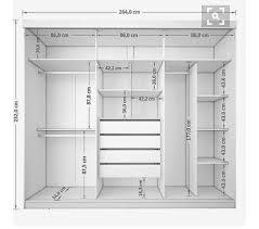 Wardrobe Design Ideas For Your Bedroom 46 ImagesDressing Room Almirah Design