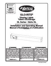 hatco hl 60 glo rite display light at ckitchen com color chart pdf installation operation pdf
