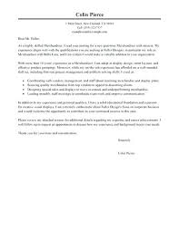 Creative Retail Jobs Retail Job Cover Letter Sample Keralapscgov