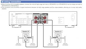 bi wiring page 1 home cinema hi fi pistonheads here s the bi wired info if it helps
