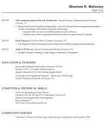 Resume With No Experience Fascinating Resume For High School Student With No Experience New Resume For No