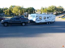 Tacoma Travel Trailer Towng: Read If You Consider Buying An RV ...