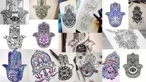 эскизы тату хамса клуб татуировки фото тату значения эскизы