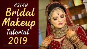 2019 asian bridal makeup tutorial indian bride step by step bridal makeup krushhh by konica