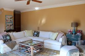 Wall Paint App Two Color Living Room