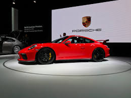 2018 porsche gt3 for sale. fine gt3 the 2018 porsche 911 gt3 will go on sale in the united states fall of  2017 with prices starting over 140000 which do not include taxes delivery  to porsche gt3 for