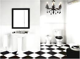 Black And White Bathroom Unique Black And White Bathroom Floor Tile Hexagonal Black And