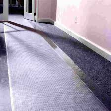brand new clear plastic carpet protector mats with high quality