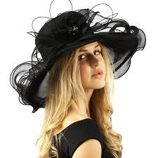 Kentucky Derby Hairstyles Bella Cielo Kentucky Derby Floppy Ruffle Jewel Organza Dress Bride