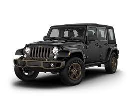75th Anniversary Edition 2016 Jeep Wrangler Jeep Wrangler Jeep