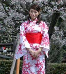 Японская национальная одежда Юката