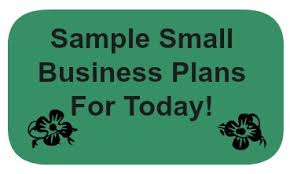 small business plan outline business plan templates 7 key elements 1 4