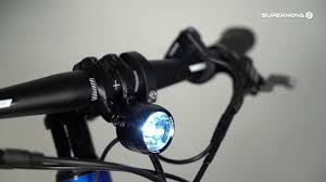 Haibike Light System Installation Of A Mini2 To A Yamaha Pw X System English