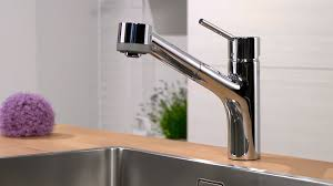 hansgrohe talis s single lever kitchen mixer with pull out spray 32841000