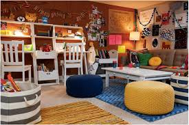 basement ideas for kids. Cool Playroom Ideas: You Can Never Have Too Much Art On Display For Inspiration | Basement Ideas Kids