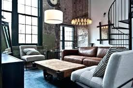 industrial living room furniture. Industrial Chic Living Room Ideas Best Design Remodel . Furniture O