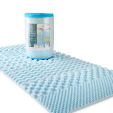 mattress topper. Home Expressions Cooling Gel Mattress Topper