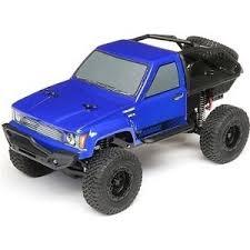 <b>Радиоуправляемый краулер ECX</b> Rock Crawler Barrage 4WD RTR ...
