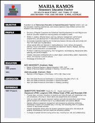 Resume Objectives For Teachers Luxury 13 Best Teacher Cover Letters