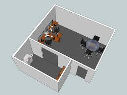 office layouts examples. Office Sketchup Layout Layouts Examples