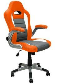 orange office furniture. PC Office Chair With Tilt Function And Ergonomic Features In Orange Exterior Furniture