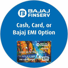 applying for bajaj emi card
