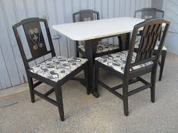 furniture repurpose. Dining Table And Chairs - After Furniture Repurpose