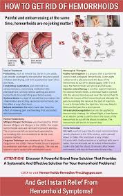 Hemorrhoid Size Chart How To Get Rid Of Hemorrhoids Besides Painful Surgery