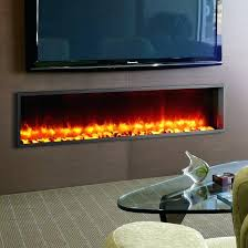 frigidaire venice wall mounted led electric fireplace black