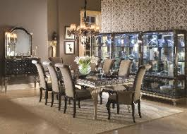 hollywood swank furniture. Hollywood Swank Dining Set Aico Furniture Room To