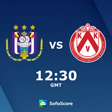 RSC Anderlecht KV Kortrijk Live Ticker und Live Stream - SofaScore