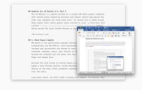 Premium Microsoft Word Export For Markdown And Ios Github