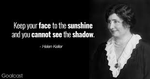 Helen Keller Quotes Simple Top 48 Helen Keller Quotes To Inspire You To Never Give Up Goalcast