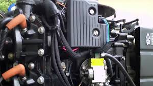 225 evinrude ficht injection outboard idling youtube 2000 200 HP Evinrude ECM at 200 Evinrude Ficht Wiring Diagram