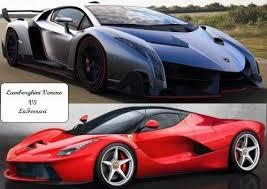Naturally, lamborghini had no issues selling the three. Lamborghini Veneno Vs Laferrari Which Is The Greatest Supercar Torque News