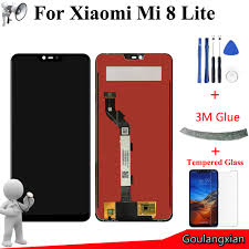 <b>6.26</b>'' <b>AAA</b> Original <b>LCD For</b> Xiaomi Mi 8 Lite <b>LCD</b> Display Touch ...