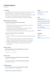 Excellent Resume Template Farm Worker Resume Templates 2019 Free Download Resume Io