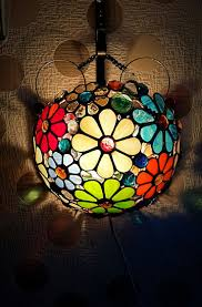 Painting Glass Lamps 736 Best Tiffanys L Mpades Images On Pinterest