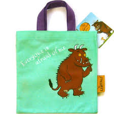 image is loading gruffalo mini pvc tote bag new kids book