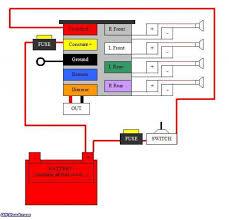 pioneer car audio wiring diagrams chromatex car stereo wiring diagram sony at Basic Car Stereo Wiring Diagram