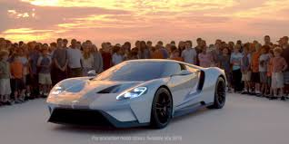 Ford GT Wins A Gold Clio For Product Design | Ford Authority