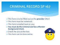 sp167 form voluntary registration training latasha smith 804 ppt download