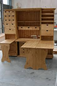 Best 25+ Sewing cabinet ideas on Pinterest | Small sewing space ... & Waxed Quilter's Cupboard from Facades of Devon. Adamdwight.com