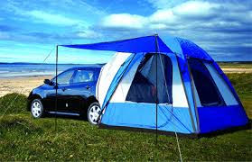 Choose the best campervan awning tents to expand your van space.