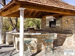 cool design outdoor kitchen custom designed kitchens