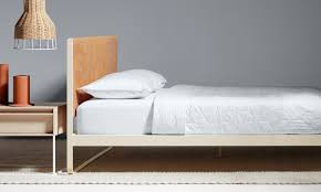 leather king bed. Brilliant King Me Time Modern Leather King Bed By Blu Dot Inside