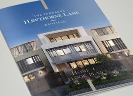 apartment brochure design. The Terraces Brochure Design Apartment