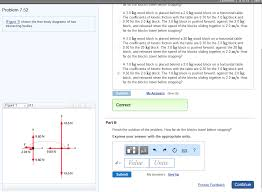 figure 1) shows the free body diagrams of two int chegg com free woodworking plans & diy projects at Free Wood Diagrams