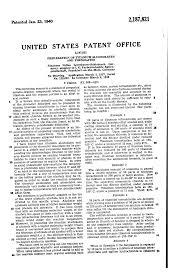 patent us preparation of titanium alcoholates and patent drawing